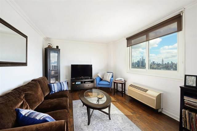 100 Manhattan Ave #1513, Union City, NJ 07087 (MLS #202020620) :: The Sikora Group