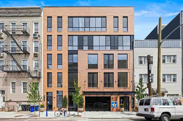 415 Monroe St #501, Hoboken, NJ 07030 (MLS #202020691) :: The Ngai Group