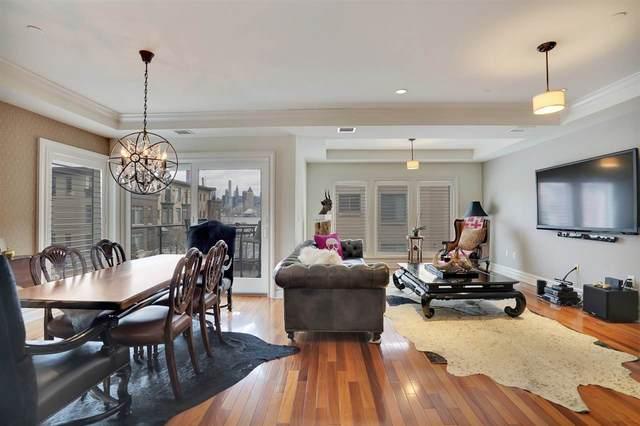 31 Eton Row, Weehawken, NJ 07086 (#202020735) :: NJJoe Group at Keller Williams Park Views Realty