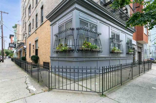 423 Jefferson St C1, Hoboken, NJ 07030 (MLS #202020740) :: The Trompeter Group