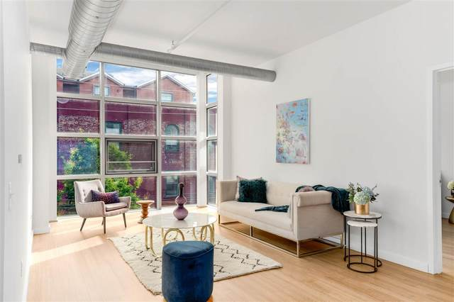 234 10TH ST #411, Jc, Downtown, NJ 07302 (MLS #202020775) :: The Trompeter Group