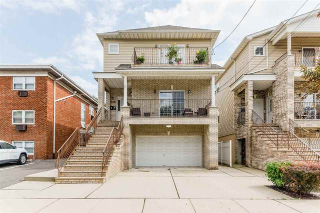 206 Avenue A #2, Bayonne, NJ 07002 (MLS #202020834) :: The Trompeter Group