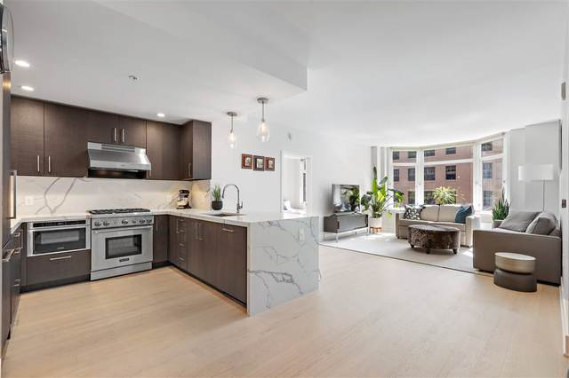 1400 Hudson St #228, Hoboken, NJ 07030 (MLS #202020841) :: The Ngai Group