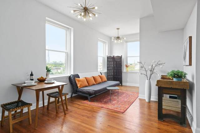 186 Wayne St #424, Jc, Downtown, NJ 07302 (MLS #202020846) :: The Ngai Group