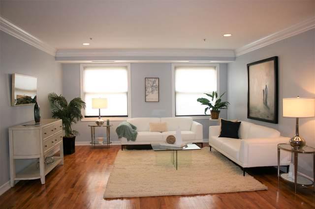 600 Hudson St 2F, Hoboken, NJ 07030 (#202020910) :: NJJoe Group at Keller Williams Park Views Realty