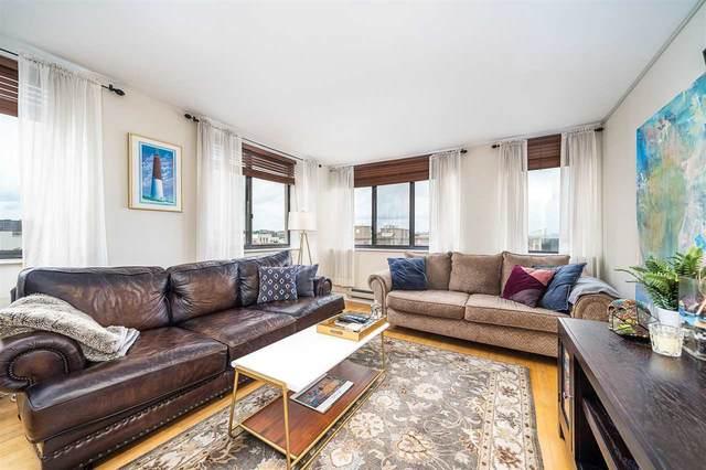 300 Newark St 7I, Hoboken, NJ 07030 (#202020931) :: NJJoe Group at Keller Williams Park Views Realty