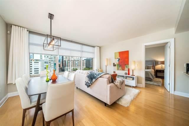 10 Regent St #714, Jc, Downtown, NJ 07302 (MLS #202021188) :: Hudson Dwellings
