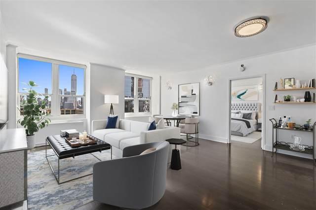 88 Morgan St #1505, Jc, Downtown, NJ 07302 (MLS #202021326) :: The Bryant Fleming Real Estate Team