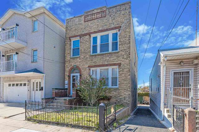 579 Liberty Ave, Jc, Heights, NJ 07307 (MLS #202021352) :: The Bryant Fleming Real Estate Team