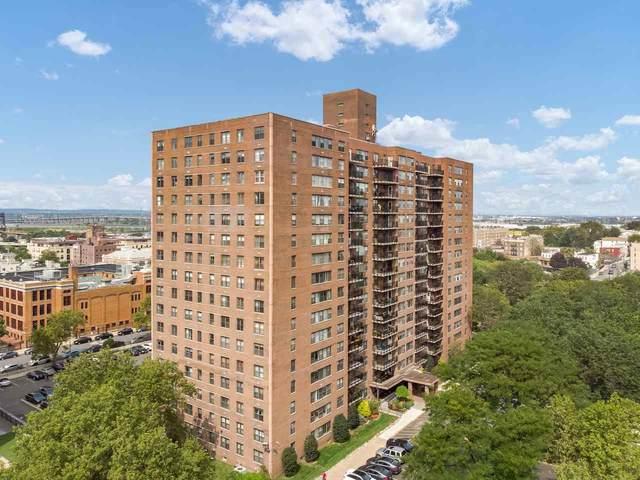 225 St Pauls Ave 16T, Jc, Journal Square, NJ 07306 (MLS #202021361) :: The Bryant Fleming Real Estate Team
