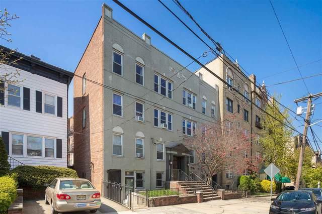 101 Kensington Ave C1, Jc, Journal Square, NJ 07304 (MLS #202021384) :: Hudson Dwellings