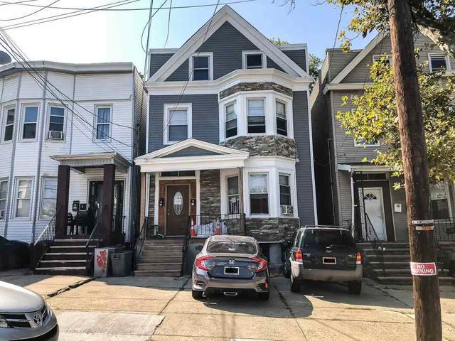 205 Virginia Ave, Jc, West Bergen, NJ 07304 (MLS #202021392) :: Hudson Dwellings