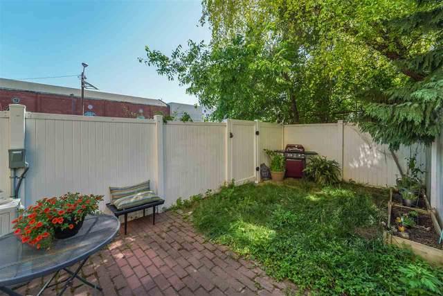 316 Palisade Ave #1, Jc, Heights, NJ 07307 (MLS #202021402) :: Hudson Dwellings