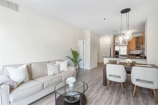 26 Avenue At Port Imperial #106, West New York, NJ 07093 (MLS #202021415) :: Hudson Dwellings