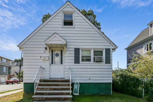 28 Van Dyke St, Wallington, NJ 07057 (MLS #202021420) :: Team Braconi | Christie's International Real Estate | Northern New Jersey