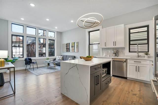 33 Sherman Ave A, Jc, Heights, NJ 07307 (MLS #202021429) :: Hudson Dwellings
