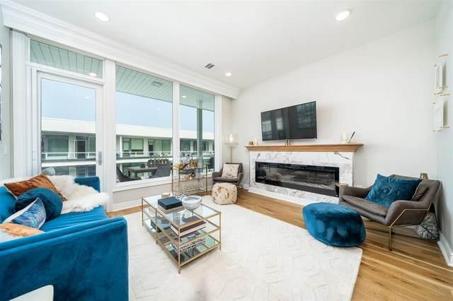 3 Somerset Lane #603, Edgewater, NJ 07020 (MLS #202021473) :: Hudson Dwellings