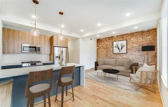 138 New York Ave #2, Jc, Heights, NJ 07307 (MLS #202021475) :: Hudson Dwellings