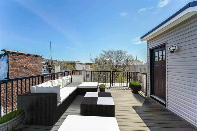 138 New York Ave #3, Jc, Heights, NJ 07307 (MLS #202021476) :: Hudson Dwellings