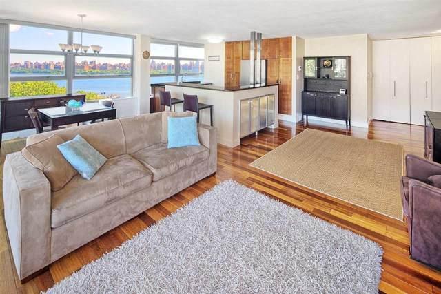 6050 Blvd East 4C, West New York, NJ 07093 (MLS #202021485) :: Hudson Dwellings