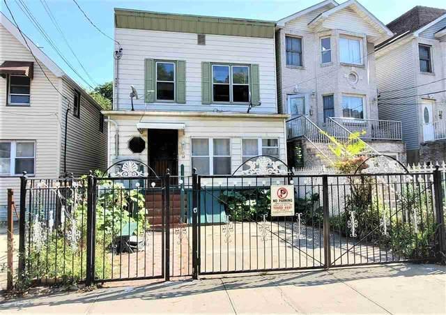 64 Corbin Ave, Jc, Journal Square, NJ 07306 (MLS #202021500) :: Hudson Dwellings