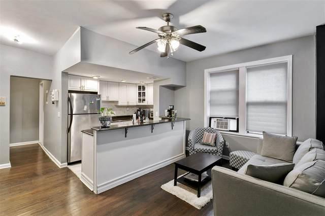 277 Harrison Ave A5, Jc, Journal Square, NJ 07304 (MLS #202021505) :: Hudson Dwellings