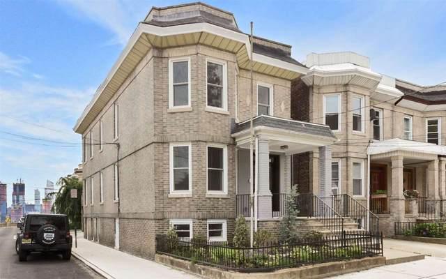 450 Gregory Ave #1, Weehawken, NJ 07086 (MLS #202021571) :: The Trompeter Group