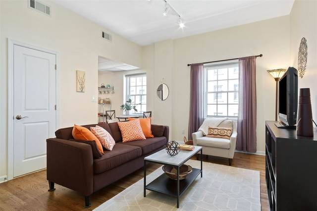 227 Christopher Columbus Dr 306B, Jc, Downtown, NJ 07302 (MLS #202021604) :: Hudson Dwellings