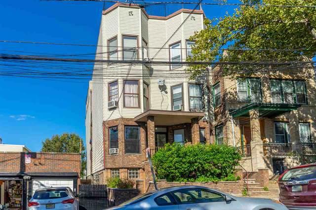 138 Leonard St 2L, Jc, Heights, NJ 07307 (MLS #202021716) :: Hudson Dwellings