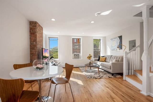 612 Jersey Ave #3, Jc, Downtown, NJ 07302 (MLS #202021808) :: Hudson Dwellings