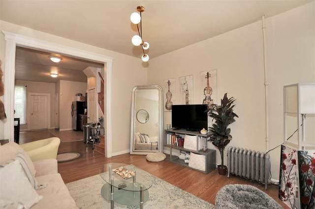 118A Grant Ave, Jc, Bergen-Lafayett, NJ 07305 (MLS #202021834) :: Hudson Dwellings