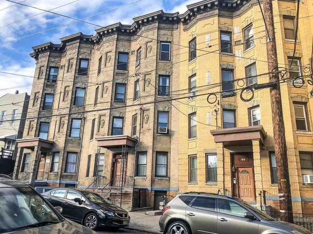 94 North St 2N, Jc, Heights, NJ 07307 (MLS #202021843) :: The Trompeter Group