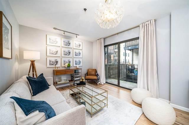406 4TH ST #2, Hoboken, NJ 07030 (MLS #202021869) :: Team Francesco/Christie's International Real Estate