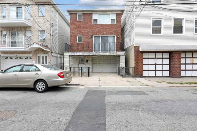 120 South St, Jc, Heights, NJ 07307 (MLS #202021882) :: The Trompeter Group