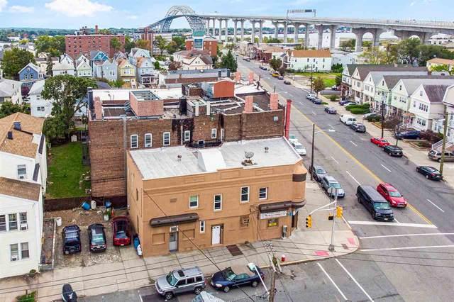 110 Kennedy Blvd, Bayonne, NJ 07011 (MLS #202021923) :: RE/MAX Select
