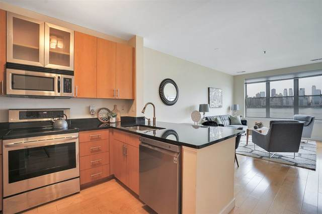 24 Avenue At Port Imperial #301, West New York, NJ 07093 (MLS #202021952) :: The Trompeter Group