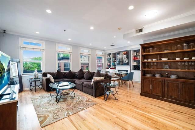 81 Monroe St 4(3B), Hoboken, NJ 07030 (#202021972) :: NJJoe Group at Keller Williams Park Views Realty