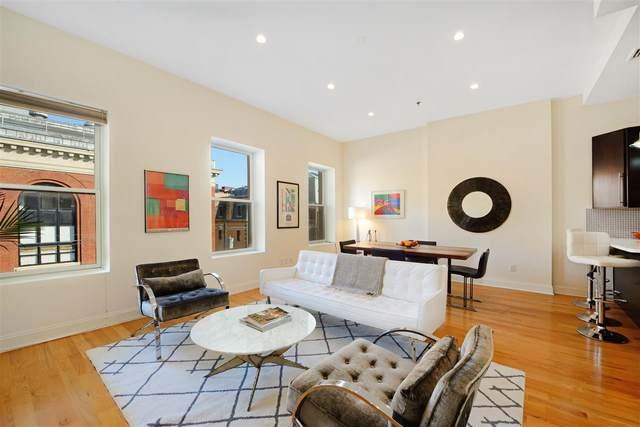 522 Hudson St #4, Hoboken, NJ 07030 (#202022015) :: NJJoe Group at Keller Williams Park Views Realty