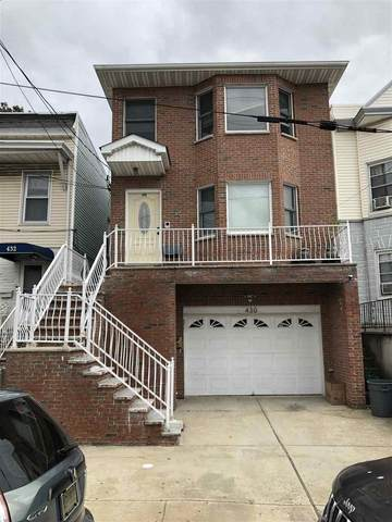 430 Liberty Ave, Jc, Heights, NJ 07307 (MLS #202022042) :: The Trompeter Group