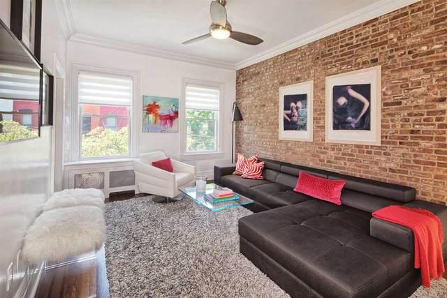 908 Garden St 2-A, Hoboken, NJ 07030 (MLS #202022064) :: The Trompeter Group