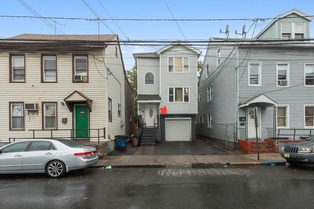 526 Summer St, Paterson, NJ 07501 (MLS #202022313) :: The Ngai Group