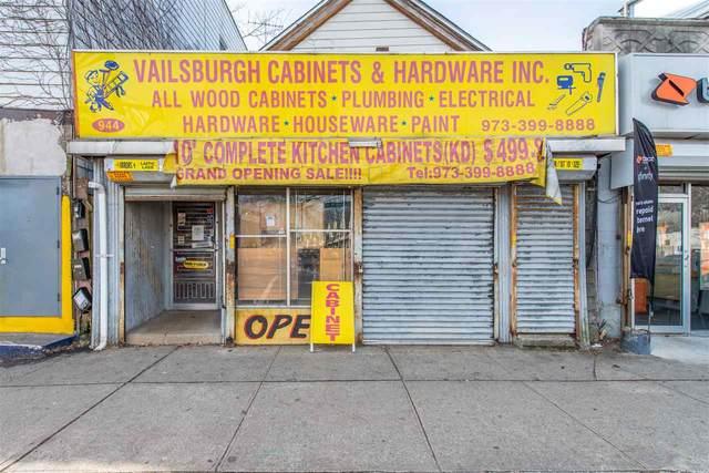 944 South Orange Ave, Newark, NJ 07106 (MLS #202022468) :: The Ngai Group