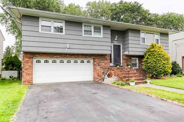 87 Parson Rd, Clifton, NJ 07012 (MLS #202022638) :: The Danielle Fleming Real Estate Team