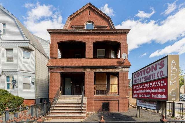 79 Central Ave, Orange, NJ 07050 (MLS #202022924) :: The Ngai Group
