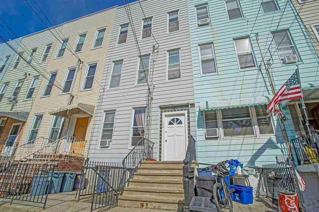 198 Bowers St 3Fam., Union City, NJ 07307 (MLS #202023924) :: The Trompeter Group