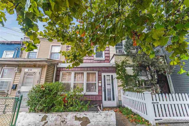 208 19TH ST, Union City, NJ 07087 (MLS #202023932) :: The Trompeter Group