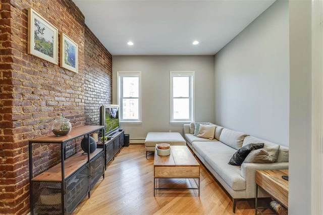218 Jefferson St #8, Hoboken, NJ 07030 (MLS #202023986) :: Team Braconi   Christie's International Real Estate   Northern New Jersey