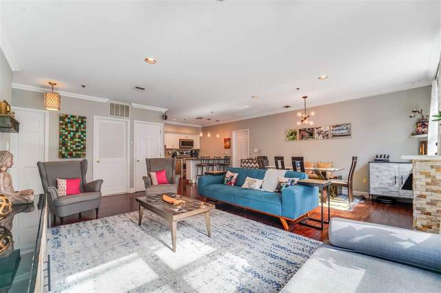 452 2ND ST #1, Hoboken, NJ 07030 (MLS #202024171) :: Team Braconi | Christie's International Real Estate | Northern New Jersey