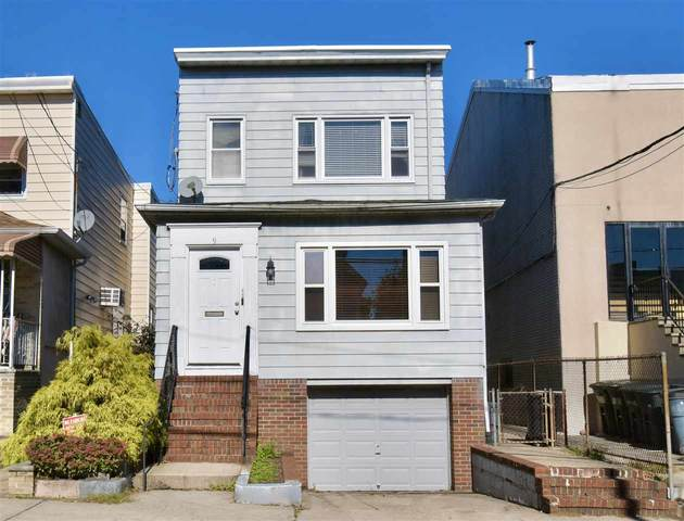 11 West 37Th St, Bayonne, NJ 07002 (MLS #202024211) :: Team Braconi | Christie's International Real Estate | Northern New Jersey