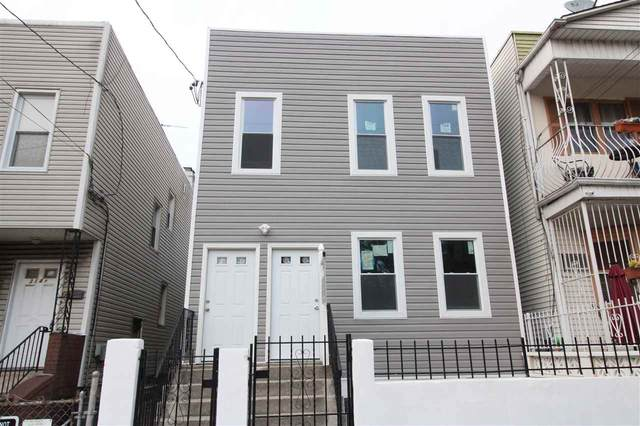 314 Duncan Ave, Jc, Journal Square, NJ 07306 (MLS #202024287) :: The Trompeter Group